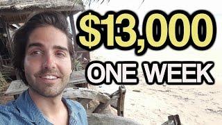 getlinkyoutube.com-How I Made $13,000+ in ONE WEEK