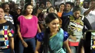 Collage girls kuthu dance 2017 part 1