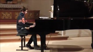 getlinkyoutube.com-Braken - To The Stars (Piano cover by Asger Lorenzen)