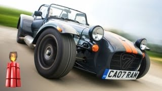 getlinkyoutube.com-Ticking Timebomb: Caterham 7 Supersport Review