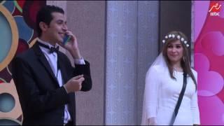 getlinkyoutube.com-#مسرح_مصر | لما تتصل بى حماك فى ليلة الدخلة !!