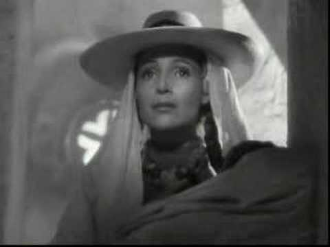 Dolores Del Río & Pedro Armendáriz - The Fugitive 194