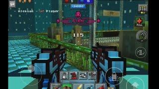 getlinkyoutube.com-Pixel Gun 3D Minecraft Style - Team Deathmatch MONSTER KILL #3 Порвал как Тузик Грелку IOS ANDROID