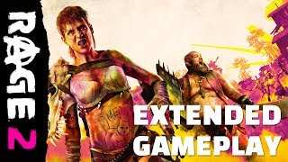 RAGE 2 - Eden Assault Extended Gameplay