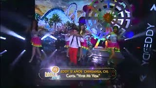 getlinkyoutube.com-| Eddy Valenzuela | - VIVIR MI VIDA - Marc Anthony - Academia Kids