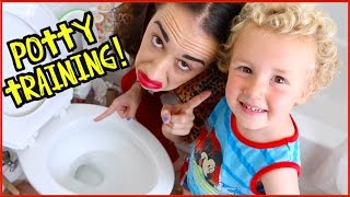 getlinkyoutube.com-HOW TO POTTY TRAIN A BABY