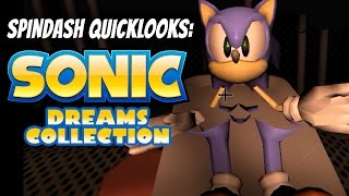getlinkyoutube.com-Spindash Quicklooks - SONIC DREAMS COLLECTION
