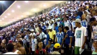 getlinkyoutube.com-Mancha azul fazendo a Festa No Rei Pele CSA 3 X 2 ASA . De virada ;x