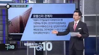 이부진, 호텔 사업 넘어 '항공 산업'까지?_채널A_뉴스TOP10