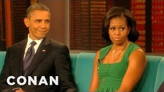 "getlinkyoutube.com-Obama Was Pretty Smooth On ""The View"" - CONAN on TBS"