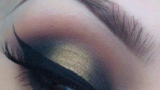 getlinkyoutube.com-Dark holiday inspired makeup tutorial