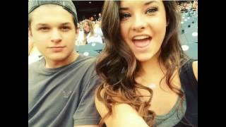 getlinkyoutube.com-Brooke Hyland and her Boyfriend
