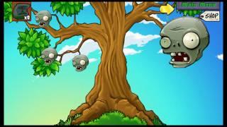 getlinkyoutube.com-Plants vs Zombies - 1000ft tall Tree of Wisdom