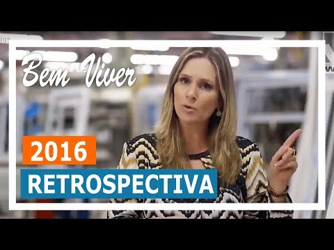 Retrospectiva 2016 - Bem Viver e Weiku Janelas e Portas de PVC