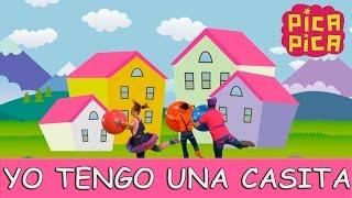 getlinkyoutube.com-Pica-Pica - Yo tengo una casita  (Videoclip oficial)