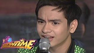 It's Showtime Ansabe: Jairus Aquino