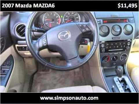 2007 Mazda MAZDA6 Used Cars Grand Junction CO