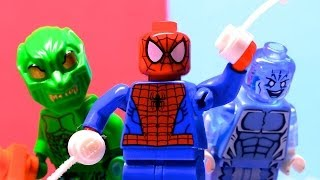 getlinkyoutube.com-Lego Spider Man - My Greatest Enemy
