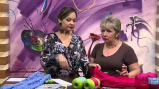 getlinkyoutube.com-Mulher.com - 21/09/2015 - Blusa Valdelice em tricô -Vitória Quintal PT2