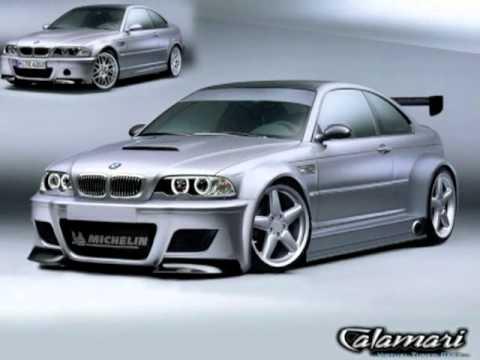 Мои первыи проект(учусь блин) BMW M3 E46