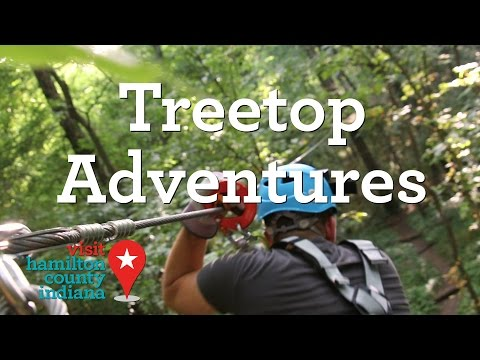 Treetop Adventures in Hamilton County, IN