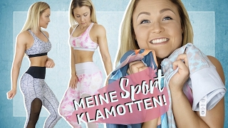 getlinkyoutube.com-Meine eigenen Sportklamotten | Ein Traum wird wahr! | Sophia Thiel