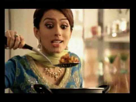 East End Gram Flour Advertisement _ pakora UK indian ad