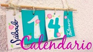 ¡Arma tu nuevo calendario! (D.I.Y) - Blooudland :)