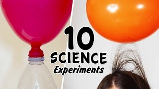 getlinkyoutube.com-Amazing Science Experiments That You Can Do At Home Cool Science Experiments (Top 10)