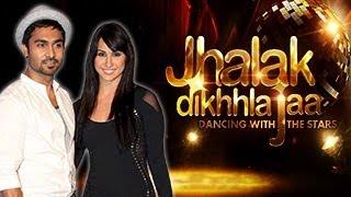 Lauren Gottlieb & Salman Khan in Jhalak Dikhla Jaa 6