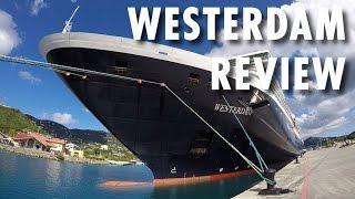 getlinkyoutube.com-Westerdam Tour & Review ~ Holland America Line ~ Cruise Ship Tour & Review