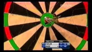 getlinkyoutube.com-Phil Taylor - greatest shot ever?