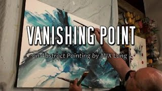 getlinkyoutube.com-Abstract Painting 'VANISHING POINT' How to Demo Blend, Shade