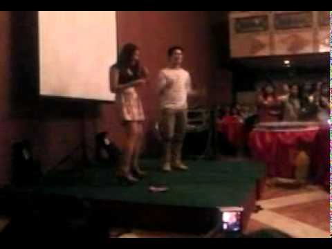 Julielmo Christmas Party - Got your back (Part 2)