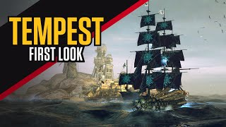 getlinkyoutube.com-Tempest (PC): Pirate Ship Combat RPG - Is it good?