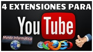 getlinkyoutube.com-4 Extensiones para Una Mejor Navegaciòn En YouTube...!!!