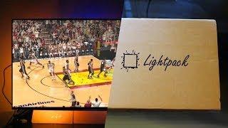 getlinkyoutube.com-Lightpack Unboxing & Setup (Ambilight LED + Prismatik)