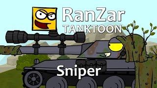 getlinkyoutube.com-Tanktoon: Sniper. RanZar