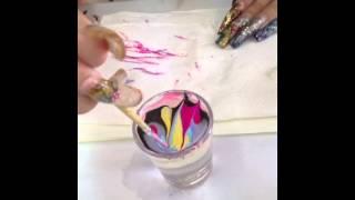 getlinkyoutube.com-สอนการทำเล็บสีลอยน้ำ-ลายกราฟฟิก