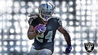 Marshawn Lynch 2017-18 Raiders Highlights    HD