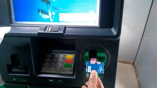 Card to Account Fund Transfer through SBI ATMs in Hindi - हिंदी width=