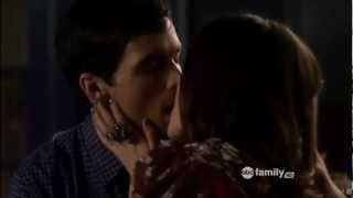 getlinkyoutube.com-PLL - Aria and Ezra - First Night (PT)