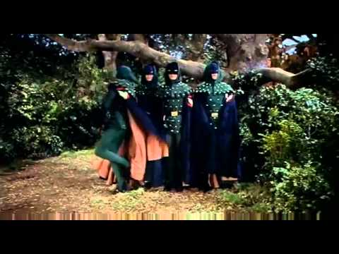The Court Jester-Danny Kaye-Out fox the fox