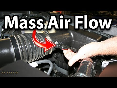 How to Replace a Mass Air Flow Sensor on Your Car