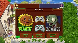 getlinkyoutube.com-Plants vs Zombies Competitive 2-Player Xbox 360 HD (1080p)
