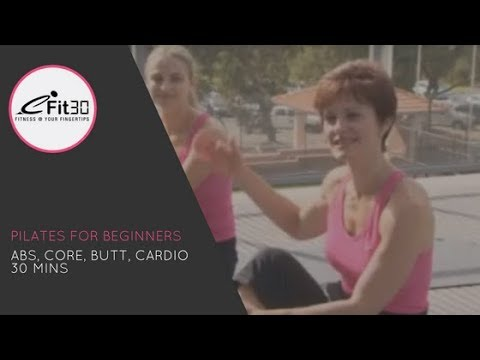 Pilates for Beginners  - eFit30