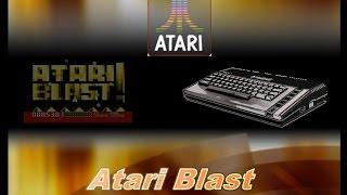 getlinkyoutube.com-Atari XL/XE new game -=Atari Blast!=-