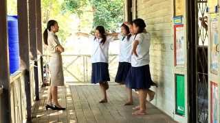 "getlinkyoutube.com-หนังสั้น ""ครูมาลี"" (Kru Ma Lee)"