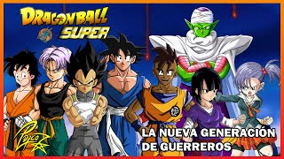 getlinkyoutube.com-Dragon Ball Super: La nueva generación de héroes (Teoría)