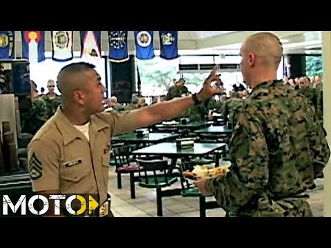 Watch Marine Corps Drill Instructors Kill Recruits